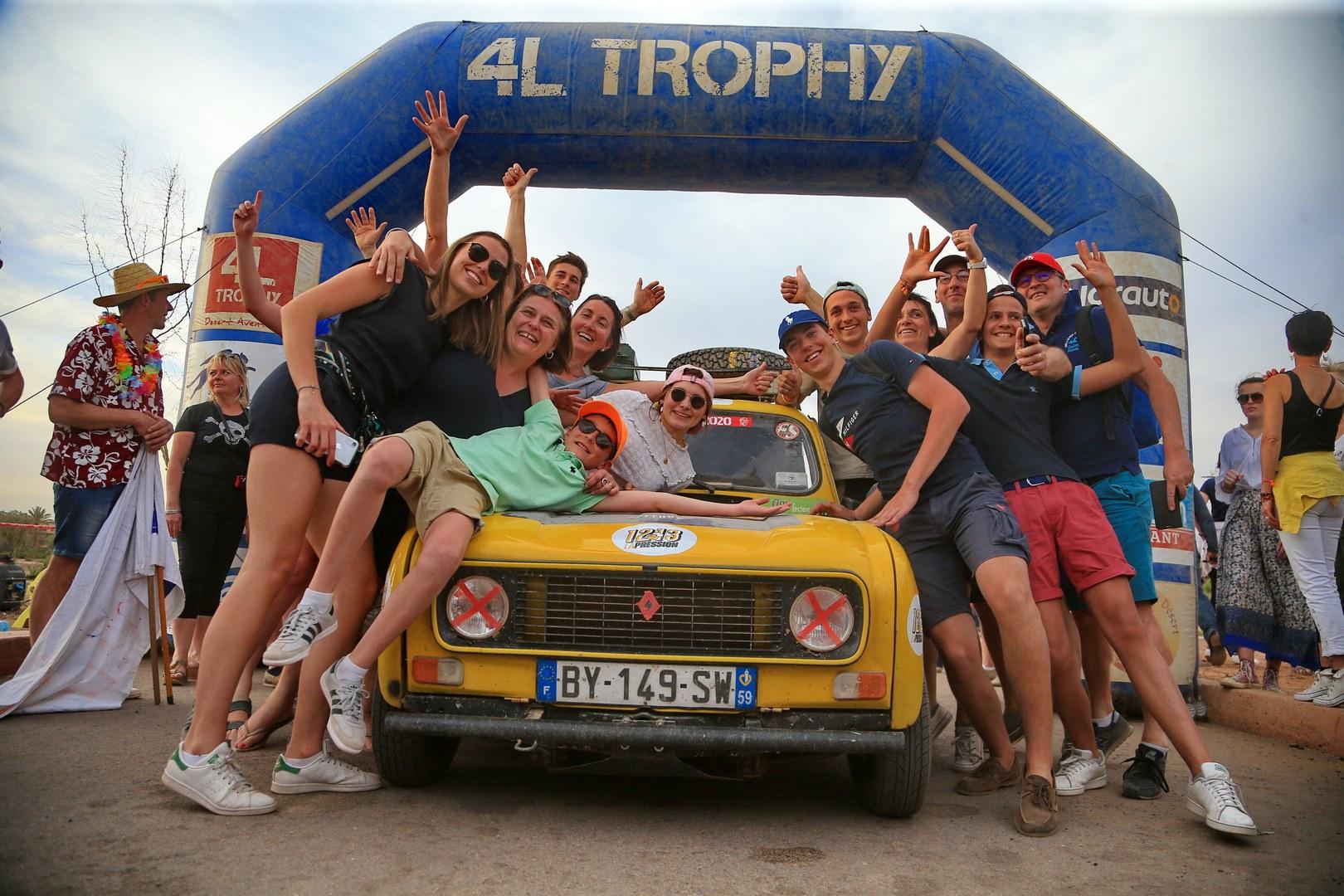 Raid 4L Trophy